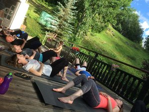 8 Days Hiking and Yoga Retreats in the French Alps, France