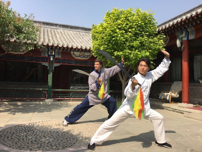 7 Days Ancient Chinese Wisdom & Kung Fu Healing Retreat in Beijing