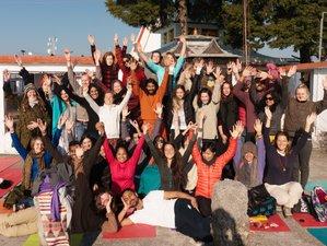 28 Days 200-Hour Meditation Teacher Training in Rishikesh, India