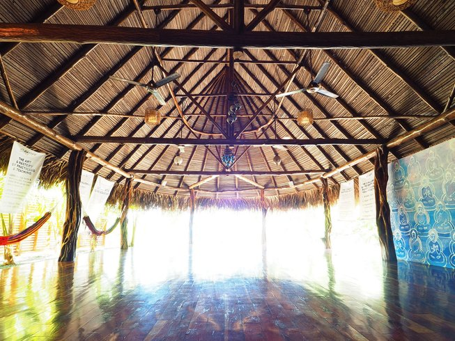 Peace in Paradise Yoga and Barre Retreat in Cambutal, Panama