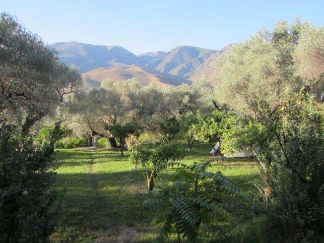10 Days High Vibrational Raw Food, Meditation & Yoga Retreat Andalucia, Spain