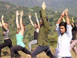 7 Day Relax, Refresh & Rejuvenate Wellness Himalayan Yoga Retreat in Rishikesh