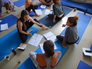 29 Tage 300-Stunden Ashtanga Vinyasa Yogalehrer Ausbildung in Andalusien, Spanien