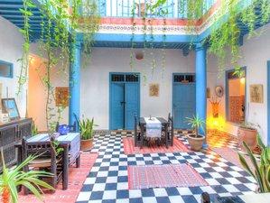 Hotel Les Matins Bleus in Essaouira