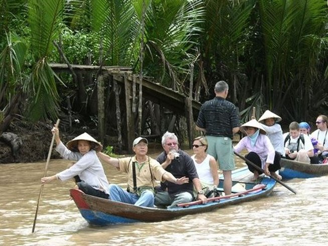 14 Days Vietnam & Cambodia Culture Tour & Cooking Holiday