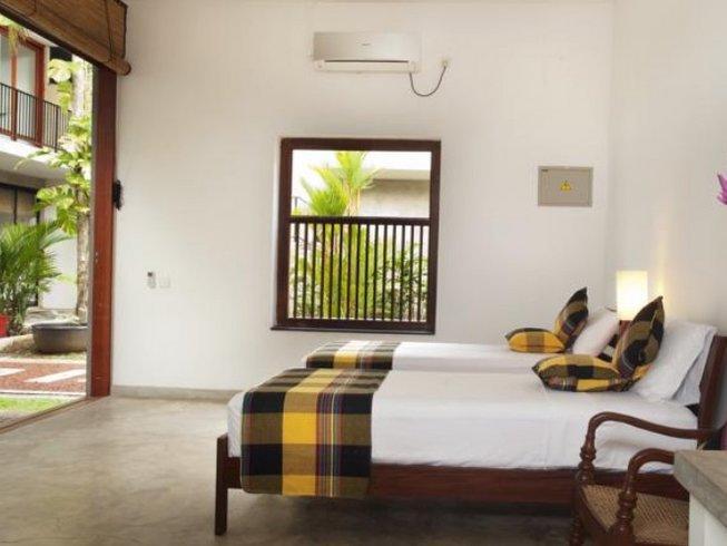 8 Days Yoga and Surf Camp Sri Lanka
