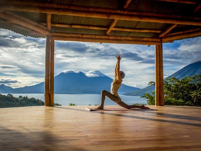 8 Days Release and Manifest: A Shamanic Healing Yoga Retreat in Solola, Guatemala