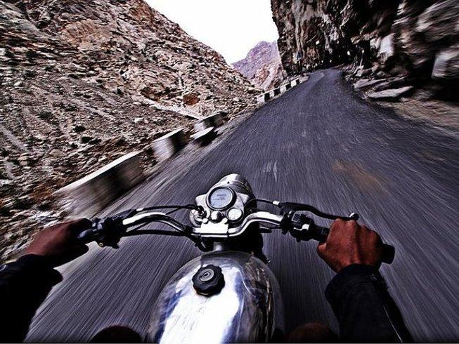 11 Days Trans Himalayan Motorcycle Tour in India