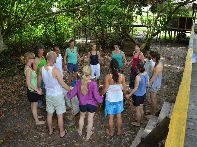 3 days yoga, meditation, ayahuasca ceremony, kambo medicine in Ibiza, Spain