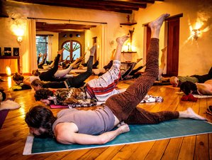 23 Days 200-Hour Tatra Yoga Arts Shamanism Teacher Training in Ecuador