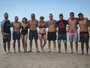 8 Day Jake Shields Submission Grappling Luxury Retreat in Tamarindo