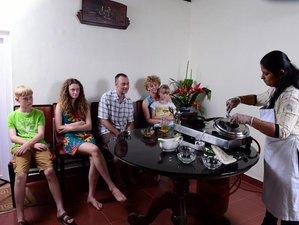 4 Day Yoga, Meditation, Ayurveda, and Cooking Holiday in Kerala
