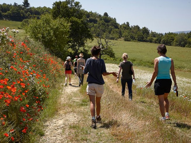 7 Days Yoga and Hill Walking Retreat in Spain