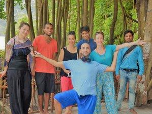 8 días profesorado de yoga y terapeuta Ayurveda de 50 horas en Rishikesh, India