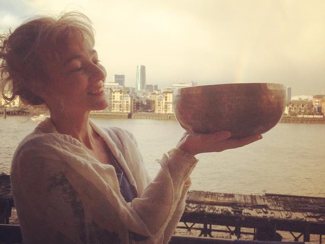 4 jours en stage de yoga et gongs tibétains à Greenwich, Grande-Bretagne