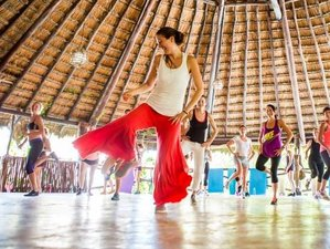 6 Tage Spirituelles Erwachen Yoga Retreat in Tulum, Mexiko