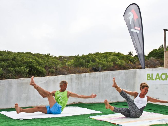 7 Days Surf and Yoga Retreat in Aljezur, Portugal