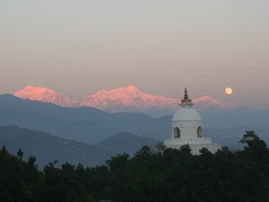 8 Days Ayurveda, Meditation, and Yoga in the Himalayas, Nepal
