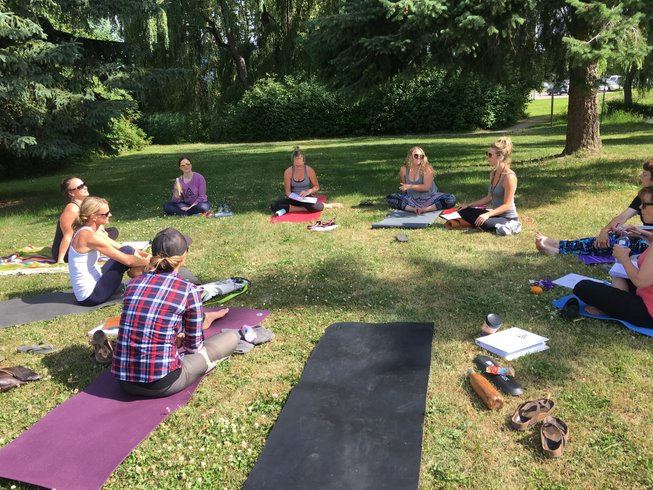 4 Days Sacred Wild Woman Yoga Retreat in British Columbia, Canada