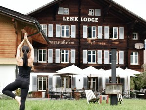6 Day Spring Yoga Retreat in the Beautiful Swiss Alps in Lenk