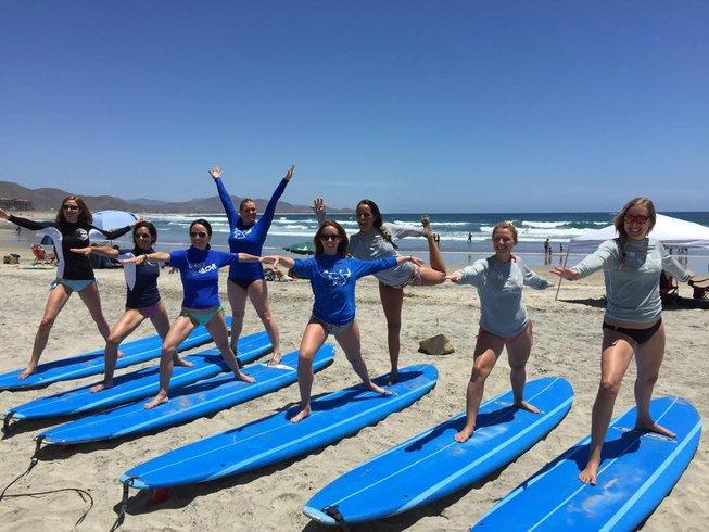 6 Tage Meditation und Yoga Retreat in Todos Santos, Mexiko