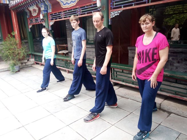3 Months Chinese Culture and Kung Fu Training in Beijing