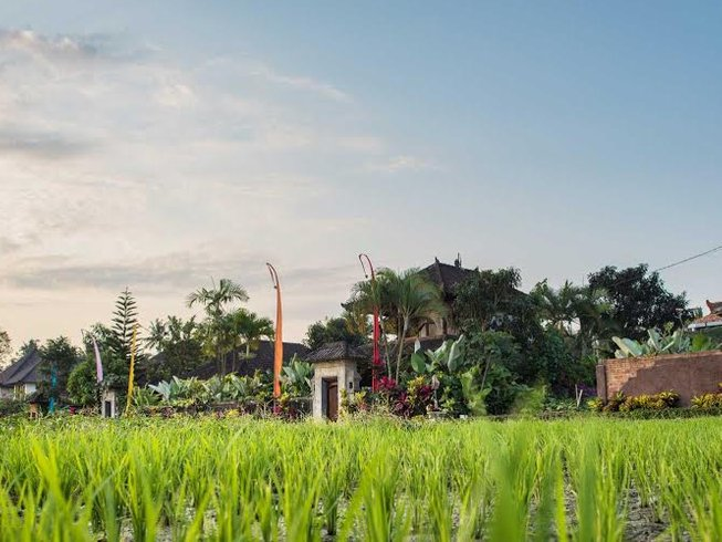 6 Days Good Life Permaculture and Yoga Retreat Bali