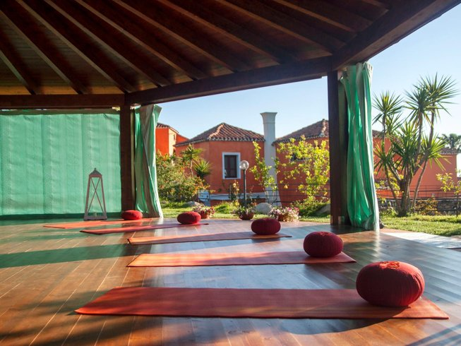 8 Days Mindfulness Yoga Retreat in Sardinia, Italy