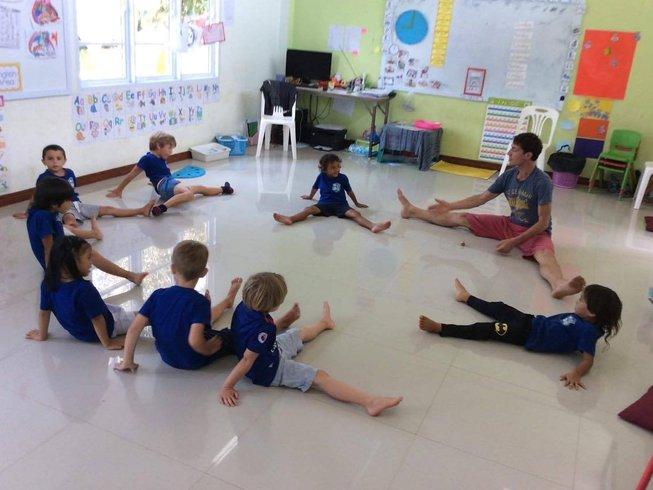 9 días retiro de yoga y el arte marcial de Kalarippayat en Ko Phangan, Tailandia