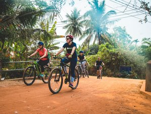 4 Days Biking, Food Tour and Floating Village Discovery in Siem Reap, Cambodia