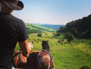 4 Days Land Beyond Forest Horseback Riding Holiday in Stunning Transylvania, Romania