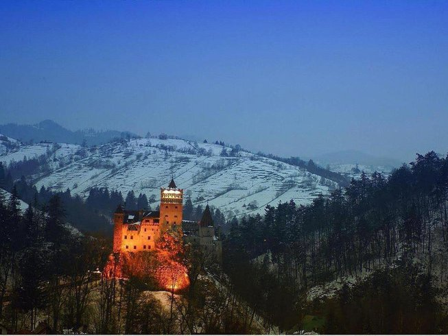 2 Days Culinary Holiday in Romania