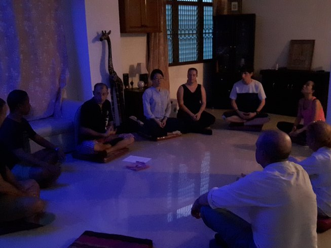 3 Days Women's Meditation and Yoga Retreat in Bangkok, Thailand