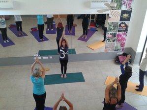 5 días de fitness y retiro de yoga en Alicante, España