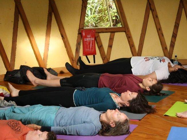 5 días retiro de yoga de Año Nuevo en Takaka, Nueva Zelanda