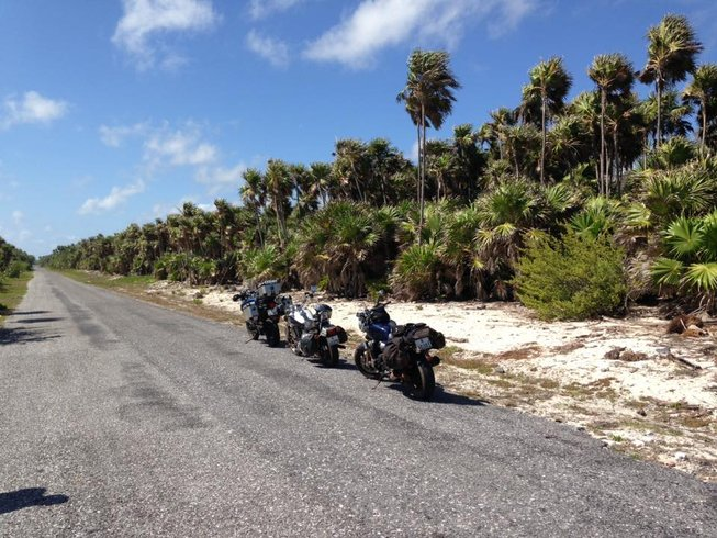 22 Days Guided Cuba Motorcycle Tour