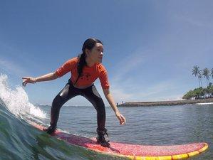 4 Day Senggigi Beginner and Intermediate Surf Camp in Lombok