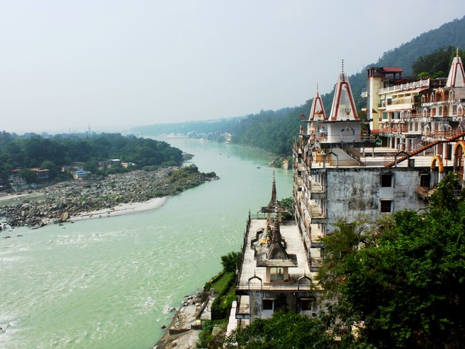 13 Days Spiritual Adventure and Yoga Retreat in Rishikesh, India