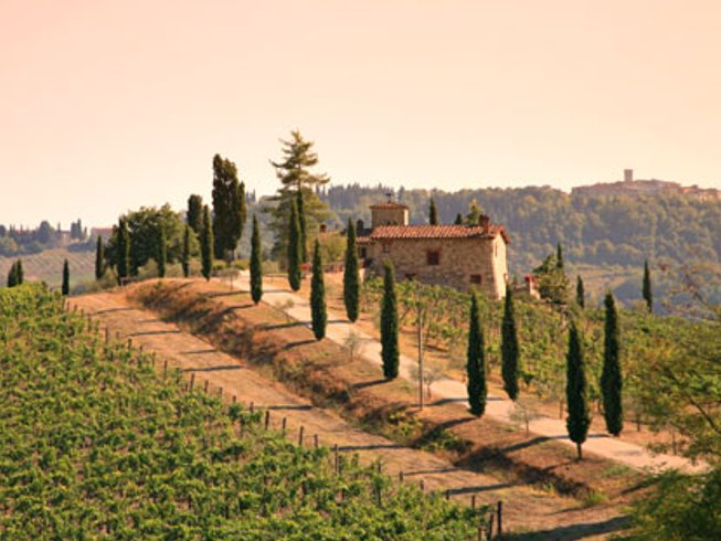 8 Days Graceful Yoga Retreat in Tuscany, Italy