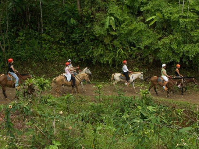 7 Tage Costa Rica Yoga Urlaub und Abenteuer Ausflug