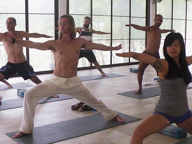 8 Days Detox and Yoga Retreat in Koh Pha Ngan, Thailand