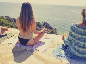 11 Day Inner Child Healing Workshop: Meditation and Yoga Retreat on Skiathos Island, Magnesia