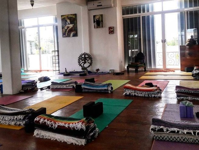 8 Days New Year Bikram Yoga Retreat in Mexico