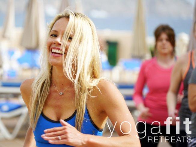 3 Days Rejuvenating Fitness and Yoga Retreat Ibiza
