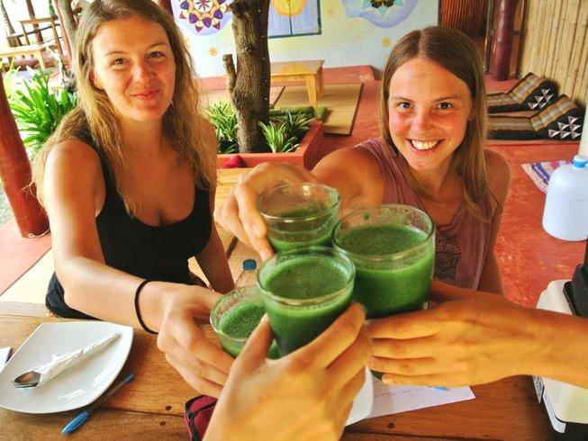 3 Tage Gesund Leben Yoga Urlaub auf Koh Phangan, Thailand