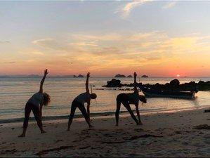 15 Tage Werden Sie die Beste Version Ihrer Selbst Yoga Retreat auf Koh Samui, Surat Thani