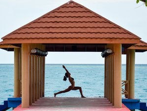 7 Days Breathtaking Surf and Yoga Holiday in Himmafushi Island, Maldives