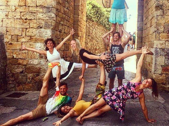 6 Days Namaste Adventures Meditation and Yoga Retreat Tuscany, Italy