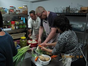 4 Day Cooking, Farm Tour and Wine Tasting in Zaros, Crete