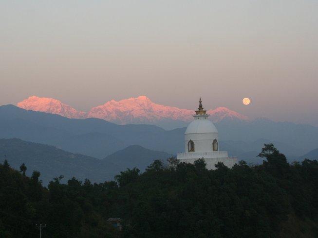 30 Days Meditation and Yoga Teacher Training in Pokhara, Nepal